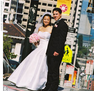 Lien & Liam in San Francisco, CA
