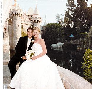 Rebecca & Brian in Anaheim, CA