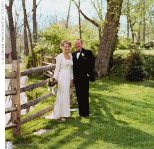 Putzi & Alan in Millwood, VA