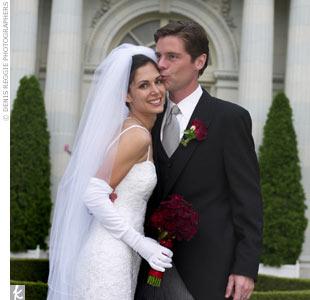 Danielle & John in Newport, RI