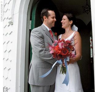 Kara & Brett in Narragansett, RI