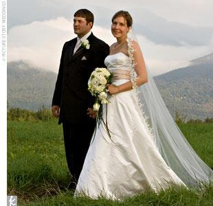 Becky & Corey in Sugar Hill, NH