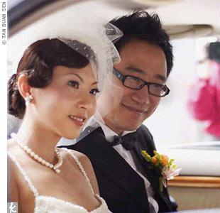 Irene & Eric in Taipei, Taiwan