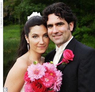 Liz & Mike in Mount Sunapee, NH