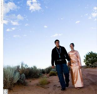 Kasey & Jason in Page, AZ
