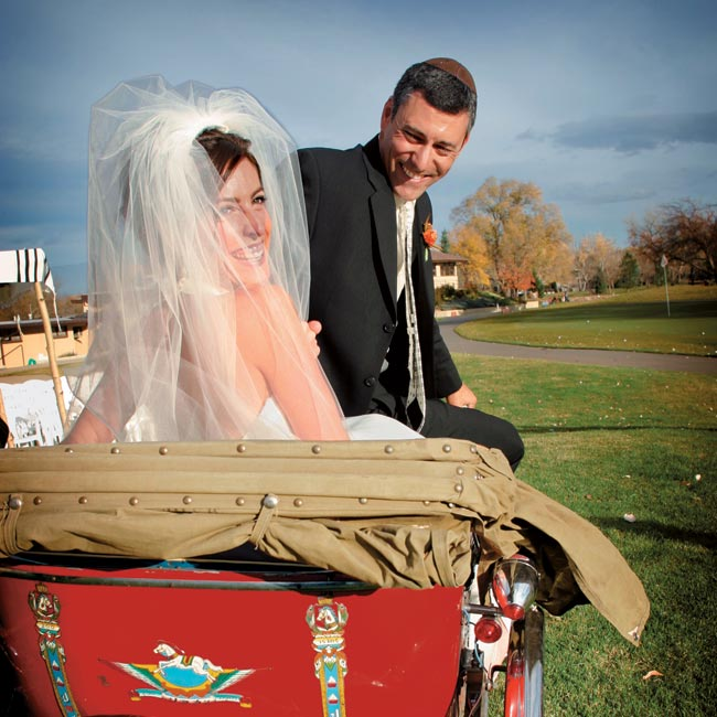 Celine & David in Boulder, CO