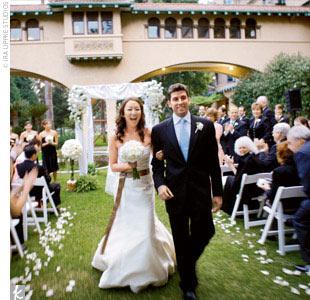Annie & Michael in Pasadena, CA