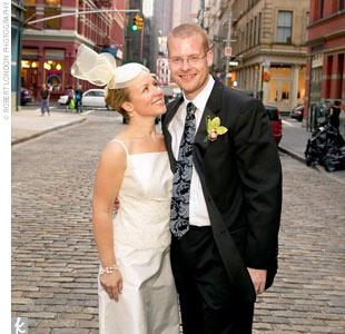 Maggie & Jake in New York, NY