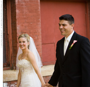 Emily & Brian in Omaha, NE