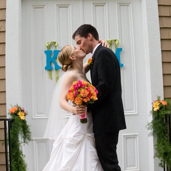 Katherine & Matt in Durham, NC