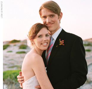 Rebecca & Kevin in Pacific Grove, CA