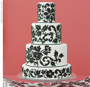 5 Hot Wedding Cake Trends