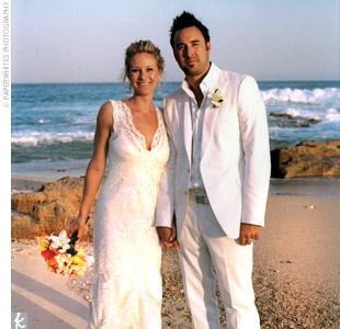Kristi & Michael in Cabo San Lucas, Mexico