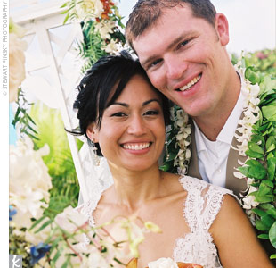 Mae &amp; Jeremy: A Tropical Wedding in Maui, HI