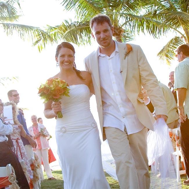 Nikki & John in Islamorada, FL