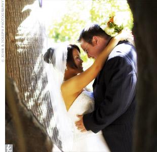 Caroline & Daniel in Menlo Park, CA