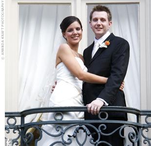 Kate & Scott in Bryn Athyn, PA
