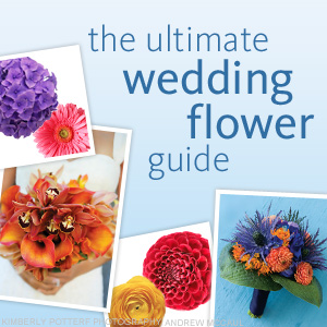 Your Guide to Wedding Flowers