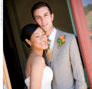 Karen & Joey in Los Olivos, CA