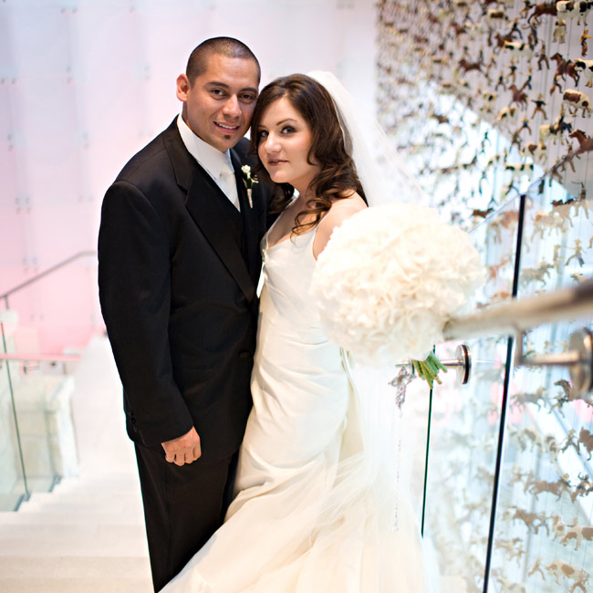 Stephanie & Ulises in Dallas, TX