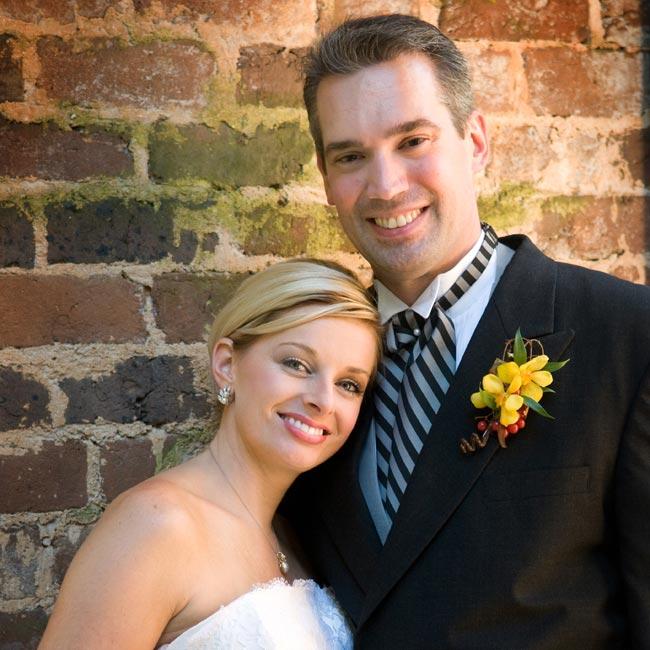 Elizabeth & Scott in Adairsville, GA