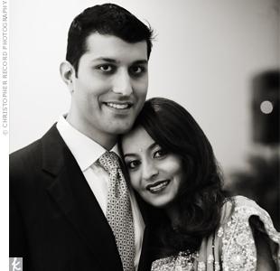 Sonia & Vivek in Charlotte, NC