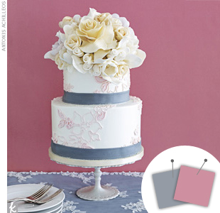Pink Wedding Color Combos
