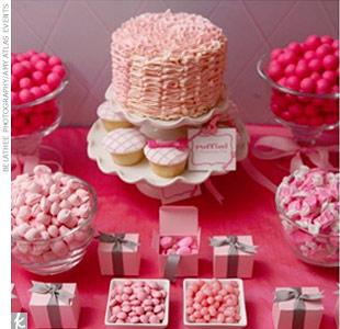 4 Wedding Dessert Tables You'll Love