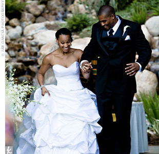 Shanel & David in Fallbrook, CA