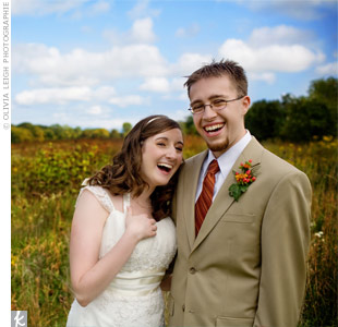 Caitlin & Mark in Grayslake, IL