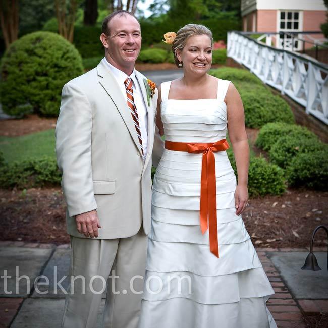 Cori & Brett in Marietta, GA