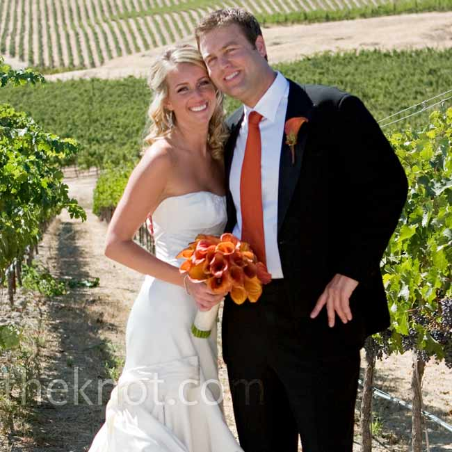 Kristy & Mark in Napa, CA