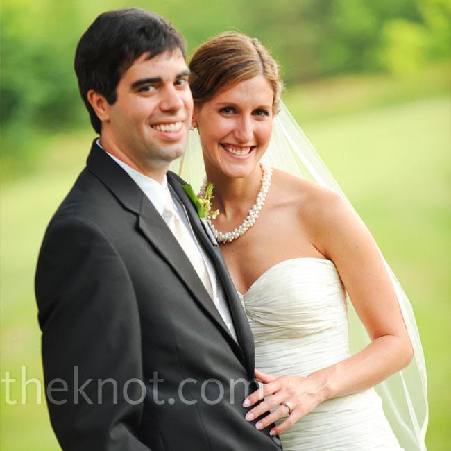 Diana & Eric in Tate, GA