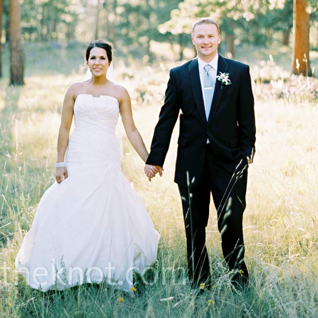 Melyssa & Adam in Estes Park, CO