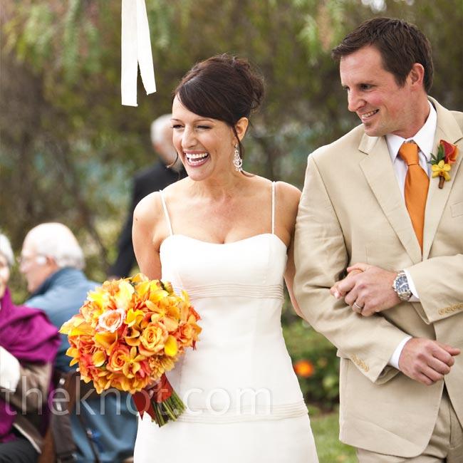 Leila & Aaron in Santa Cruz, CA