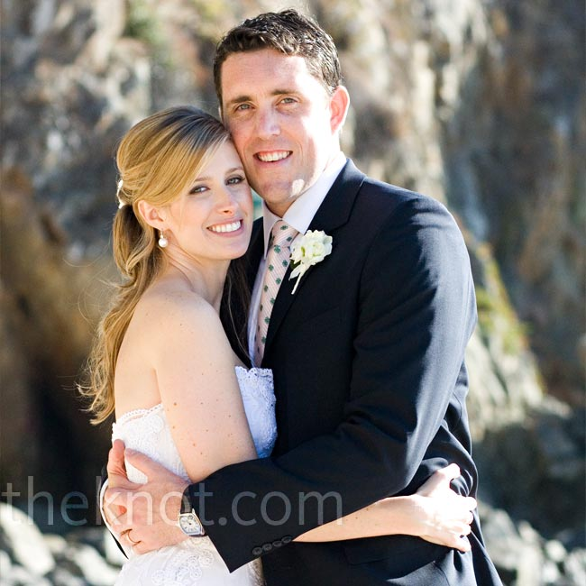 Courtney & Andrew in Laguna Beach, CA