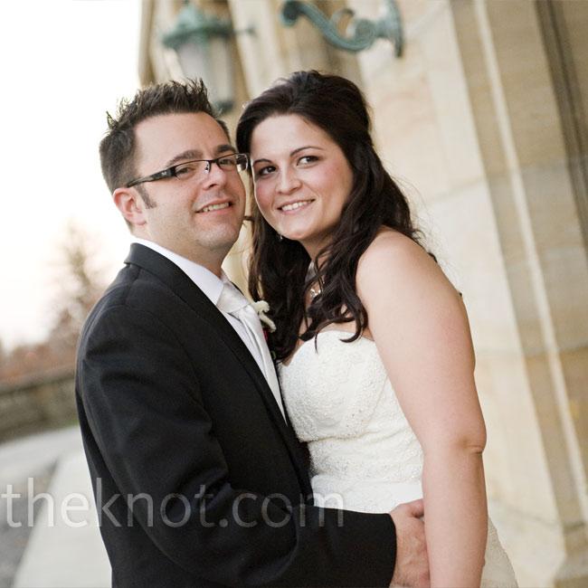 Lindsay & Steve in Dayton, OH