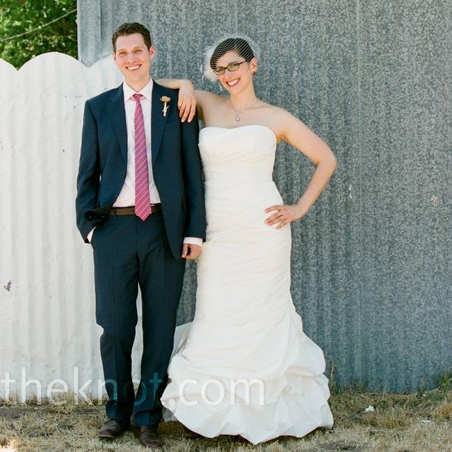 Leesy & Dan in Marfa, TX