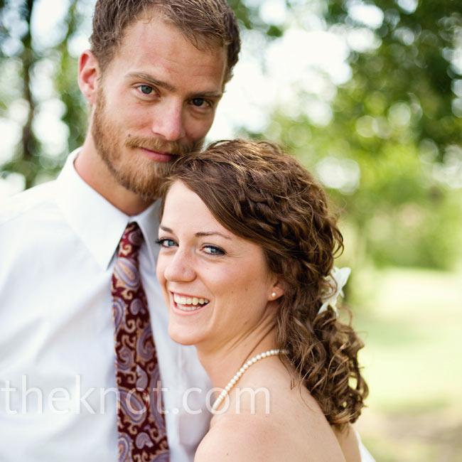 Katie & Paul in Wayside, TX