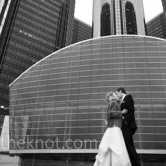 Shannon & Steve in Detroit, MI