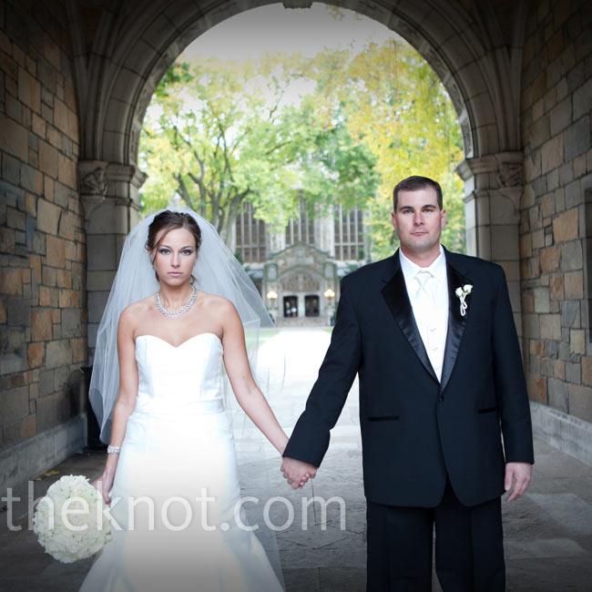 Alisa & Rob in Ann Arbor, MI