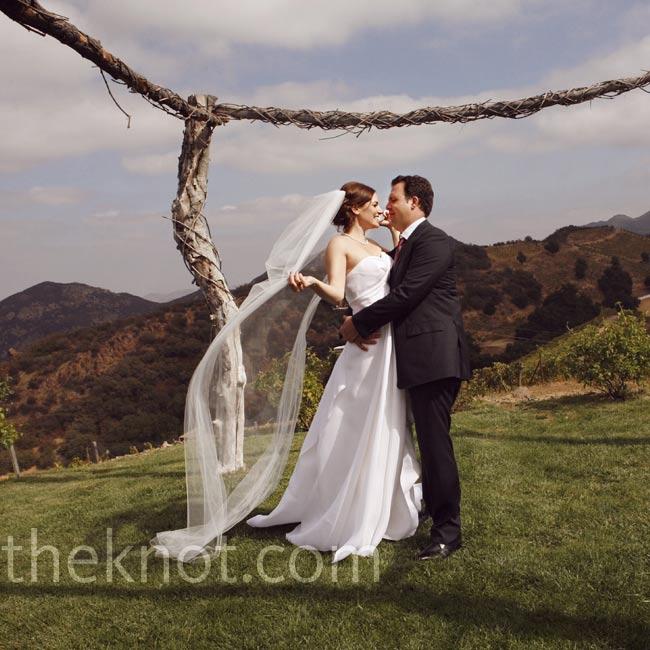 Rebecca & Jason in Malibu, Southern CA