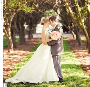 Brooke & Jonathan in Winston-Salem, NC