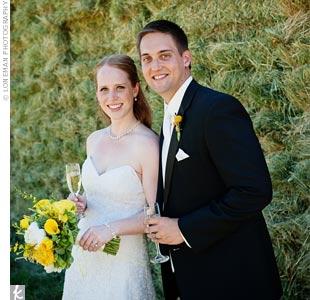 Brianne & John in Bozeman, MT