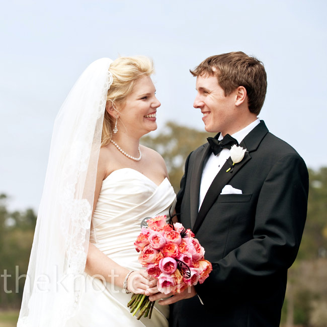 Kelly & David in Ponte Vedra Beach, FL