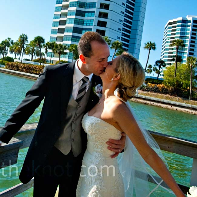Silke & Derek in Sarasota, FL