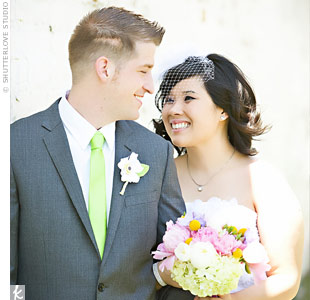 Hanh &amp; Brandon in Toledo, OH