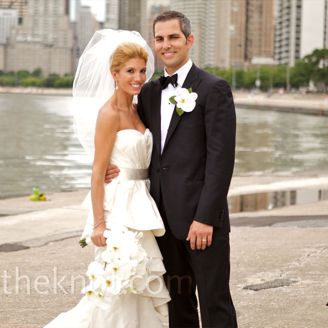 Outdoor Wedding Illinois: An Outdoor Wedding In Chicago, IL