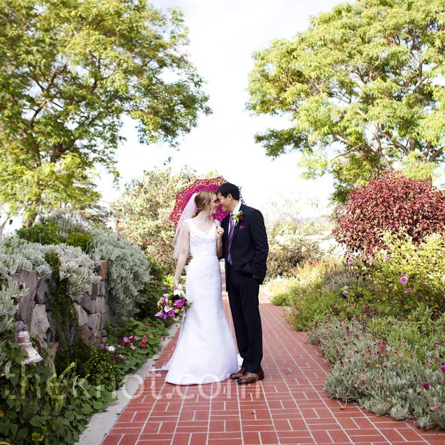 Corina & Thomas in Rancho Santa Fe, CA