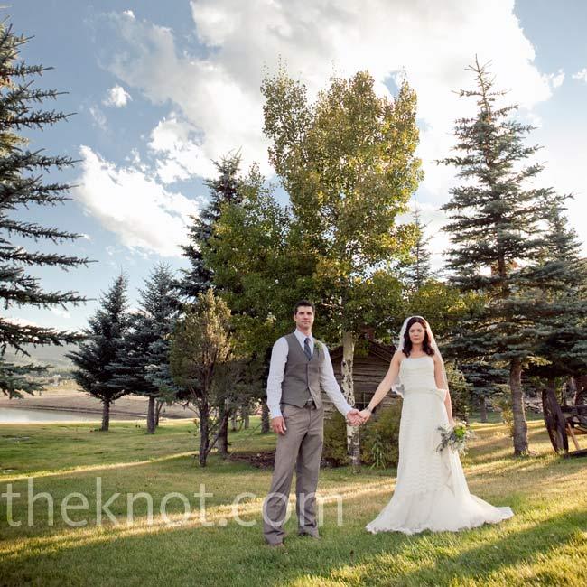 Holly & Matt in Evergreen, CO